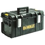 DeWALT TOUGHSYSTEM Organiser Plastic Tool Box, 550 x 336 x 308mm