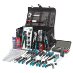 Phoenix Contact 37 Piece Electricians Tool Kit with Box, VDE Approved
