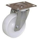 Guitel point m Swivel Castor Wheel, 125kg Load Capacity, 125mm Wheel Diameter