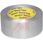 Tape, Foil; 60; -54 to 149  degC; 4.6 mils; 8%; 47; Aluminum Foil; Shiny Silver