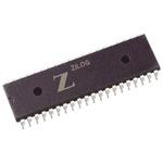 Zilog Z84C4206PEG, 8bit Z8 Microcontroller, Z80, 6MHz ROMLess, 40-Pin PDIP