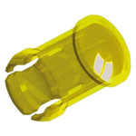 Keystone 8670 LED Holder for 5mm (T-1 3/4) Through-Hole LEDs