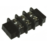 TE Connectivity Barrier Strip, 6 Contact, 14.27mm Pitch, 2 Row, 30A, 300 V