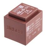 9V ac 2 Output Through Hole PCB Transformer, 2.5VA