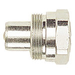 CEJN Steel Hydraulic Quick Connect Coupling, NPT 3/8 Female