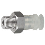 EMERSON – AVENTICS 10.4mm Bellows Fluoromethyl Silicone Suction Cup 1820415029