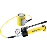 Enerpac Single, Portable Low Height Hydraulic Cylinder, SCL101H, 10t, 38mm stroke