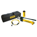 Enerpac Single, Portable Low Height Hydraulic Cylinder, SCL101PGH, 10t, 38mm stroke
