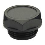 Elesa-Clayton, Polyamide Based Technopolymer Hydraulic Blanking Plug, Thread Size 1-1/4 in