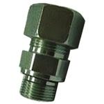 Parker Pneumatic Banjo Threaded-to-Tube Adapter Push In 12 mm Tube, 315 bar