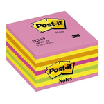Post-It Pink Sticky Note, 76mm x 76mm