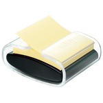 Post-It Black/Yellow Sticky Note, 90 Notes per Pad, 76mm x 76mm
