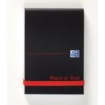 Black n Red Notepad