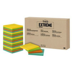Post-It Assorted Sticky Note, 24 Notes per Pad, 76mm x 76mm