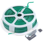 RS PRO Packaging Plastic Coated Wire, 50m