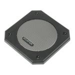 Visaton Black Square Speaker Grill GRILLE 10 ES
