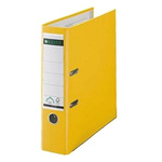 Leitz Yellow A4 Lever Arch Ring Binder