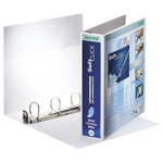 Leitz White A4 Soft Click Ring Binder