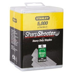 Stanley 12mm Cable Staples x 5000