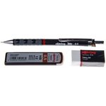 Rotring HB Retractable Pencil, 0.5mm