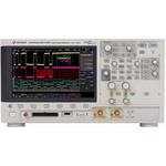 Keysight Technologies 3000T X-Series Bench Mixed Signal Oscilloscope, 1GHz, 4 Channels With RS Calibration