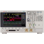 Keysight Technologies 3000T X-Series Bench Mixed Signal Oscilloscope, 1GHz, 4 Channels With UKAS Calibration