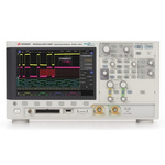 Keysight Technologies DSOX3052A Bench Digital Storage Oscilloscope, 500MHz, 2 Channels With UKAS Calibration