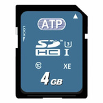 ATP 4 GB Industrial SDHC SD Card