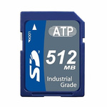 ATP 512 MB Industrial SD SD Card
