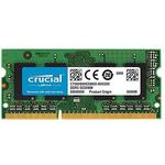 Crucial 2 GB DDR3 RAM 1600MHz SODIMM 1.35, 1.5 V