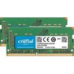 Crucial 32 GB DDR4 RAM 2400MHz SODIMM 1.2V