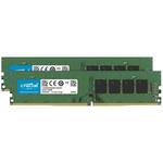 Crucial 32 GB DDR4 RAM 2666MHz UDIMM 1.2V