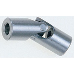 Huco Universal Joint 177.06.1414, Single, Plain, Bore 3 x 3mm, 18mm Length