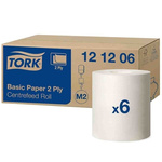 Tork Dry Multi-Purpose Wipes for Basic Wiping Task, Centrefeed Dispenser, Hand Use, Centrefeed of 1