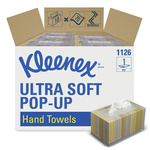 Kimberly Clark Dry Hand Wipes for Hand Cleaning Use, Box of 70