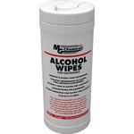 MG Chemicals Wet Anti-Static Wipes, Tub of 75