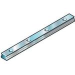Bosch Rexroth R1605 Series, R987261843, Linear Guide Rail 20mm width 640mm Length