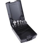 EXACT Countersink Set x6.3 mm, 8.3 mm, 10.4 mm, 12.4 mm, 16.5 mm, 20.5 mm6 Piece