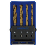 Dremel Drill Bit Set, for use with Dremel Tools