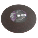Sidamo Ceramic Cutting Disc, 355mm x 2.8mm Thick, Fine Grade, P120 Grit, 1 in pack, A 36 RBF 131