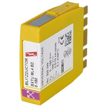 Dehn, BXTU 127 V ac, 180 V dc Maximum Voltage Rating 20kA Maximum Surge Current Lightning Arrester, DIN Rail