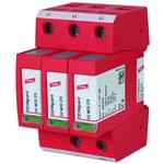 Dehn DG Series 275 V Maximum Voltage Rating 40kA Maximum Surge Current Type 2 Arrester, DIN Rail Mounting