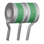 Bourns 2026 Series 250V 20 kA@ 10 Operation, 40 kA@ 1 Operation Through Hole 3 Electrode Gas Discharge Tube
