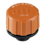 "Elesa Hydraulic Breather Cap 54222-EX, G 3/4"" , 42mm diameter"