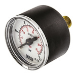 Pressure,gauge,40mm,centre back,R1/8,2.5 bar/psi