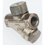 Spirax Sarco 42 bar Stainless Steel Thermodynamic Steam Trap, 3/4 in NPT Female