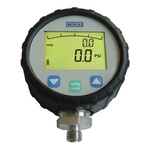 WIKA DG-10-E Bottom Entry Digital Pressure Gauge