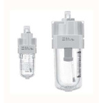 SMC AW Filter Regulator 5μm G 1/8, 10 bar
