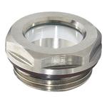 Elesa-Clayton Hydraulic Circulation Sight GN.37472, G 3/4