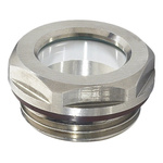 Elesa-Clayton Hydraulic Circulation Sight GN.37551, G 3/4